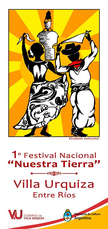 primer festival nacional nuestra tierra - villa urquiza, entre ríos 3 de abril de 2021